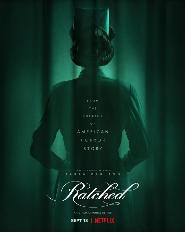 """Poster zur Serie """"Ratched"""""""