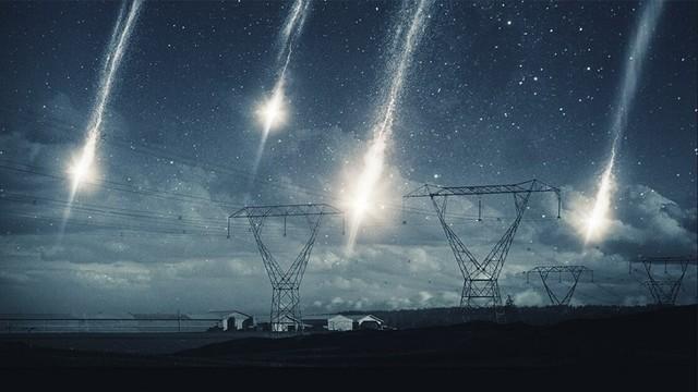 Weltraumschrott oder eine geheime Botschaft für die Erdenbewohner?