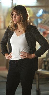 Alleinerziehende Mutter und Projektmanagerin: Paige (Katherine McPhee)