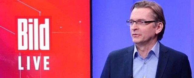 Claus Strunz wird Programmchef des neuen BILD-Senders