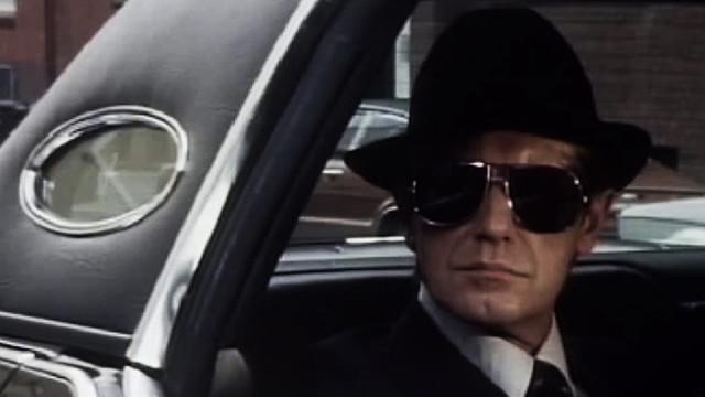 Leibhaftiger in der Limousine: Baron de Lefouet (Horst Frank)