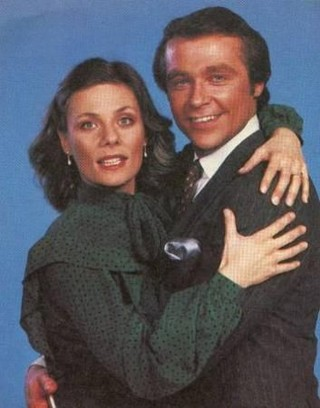 Troubled Couple Carrie (Jane Elliot) und Ross (