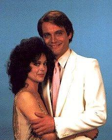 Supercouple Nola (Lisa Brown) und Quinton (Michael Tylo)