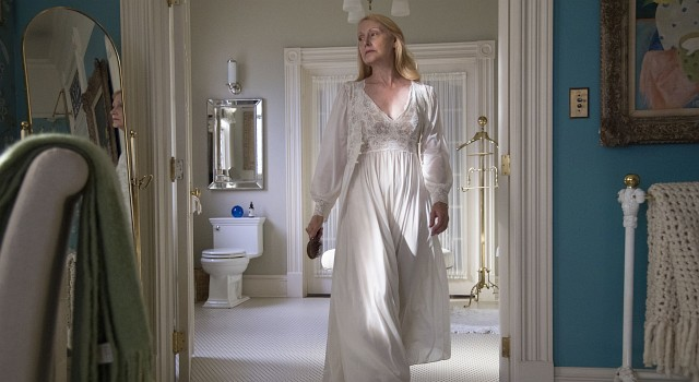 """Camilles Mutter Adora (Patricia Clarkson) in """"Sharp Objects"""""""