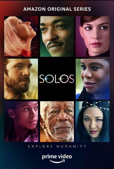 "Poster zur Serie ""Solos"""