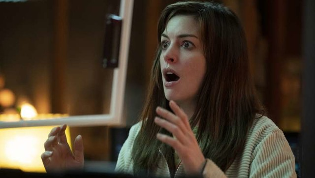 Leah (Anne Hathaway) steht kurz vor ihrem großen Durchbruch.