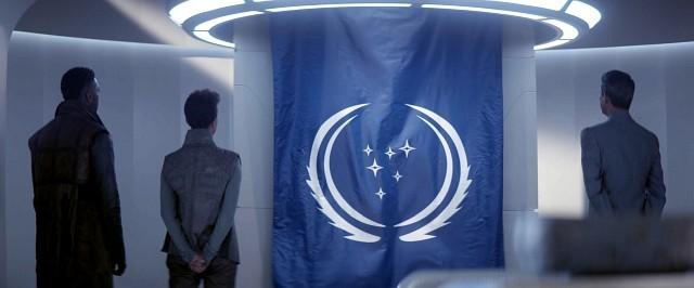 Die Föderation ist ein Ideal, das im Jahr 3189 nur noch von Wenigen hochgehalten wird.