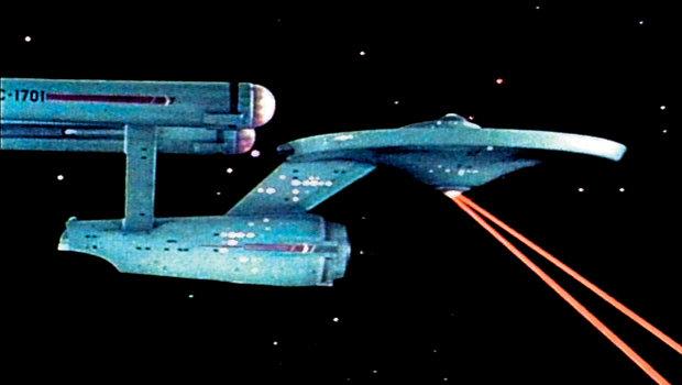 Die Enterprise dringt in Galaxien vor, die nie ein Mensch zuvor gesehen hat!