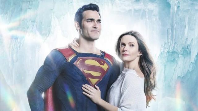 Wiederkehrendes Stereotyp: Lois (Elizabeth Tulloch) himmelt ihren Superman (Tyler Hoechlin) an.