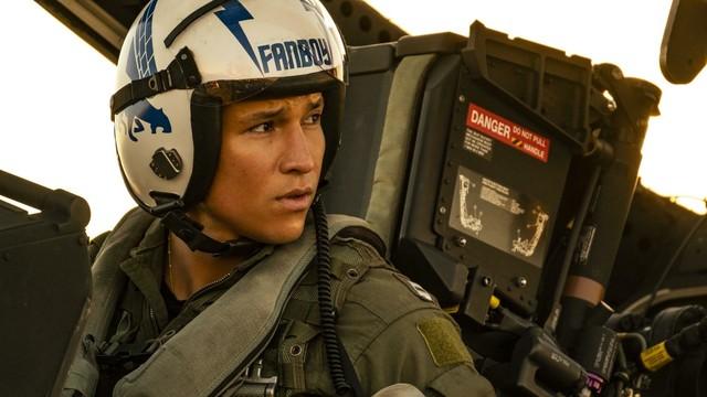 Wie ehedem Top Gun: Danny Ramirez ist als Joaquin Torres neu dabei im Marvel-Universum.