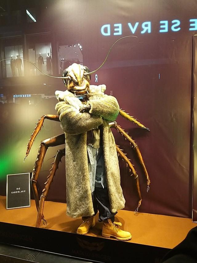 Masked Singer Kakerlake