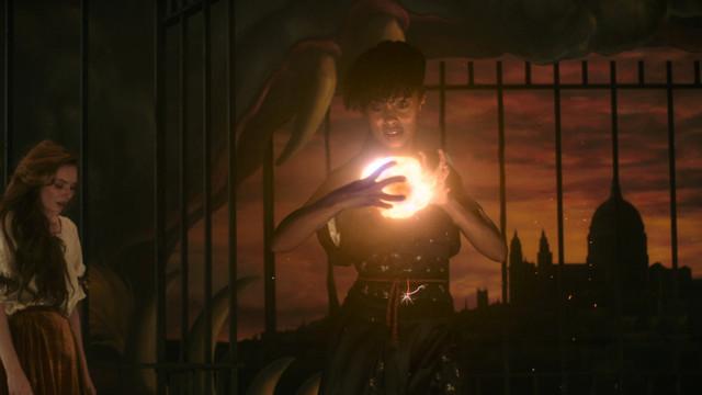Feuer und Flamme für Mörderin Maladie: Annie Carbey (Rochelle Neil) kämpft gegen das System.