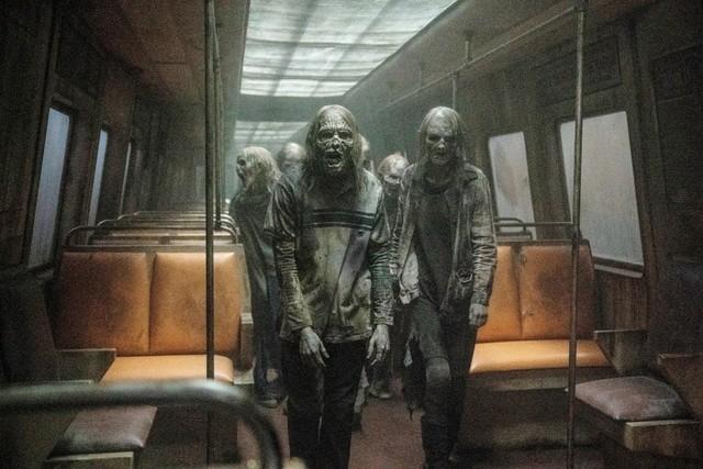 Diese Fahrgäste haben schon vor langer Zeit die Endstation erreicht.