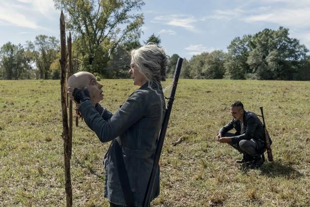 Carol (Melissa McBride) hat endlich ihre Rache bekommen.