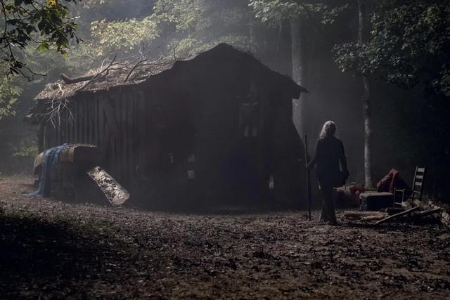 Carol (Melissa McBride) kann nicht länger davonlaufen.