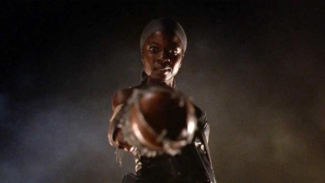 Michonne (Danai Gurira) hätte auch einen anderen Weg einschlagen können.