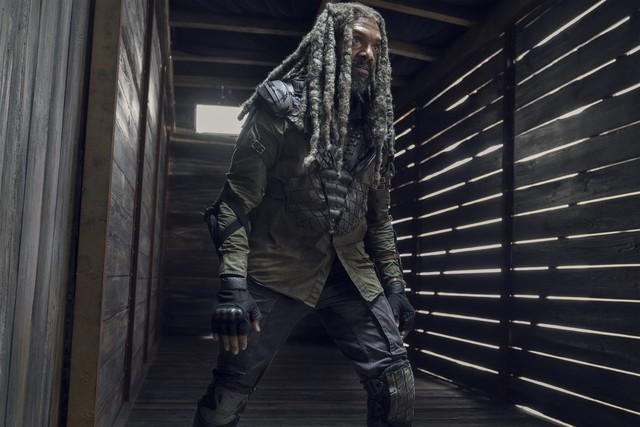 Ezekiel (Khary Payton) kommt zur Hilfe.
