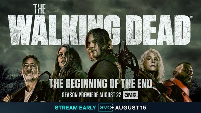 """Key-Art zur elften Staffel von """"The Walking Dead"""""""