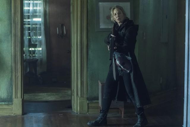 Die Reaper finden das Haus scheinbar verlassen vor.