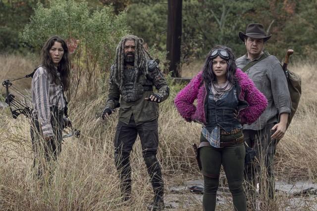 Die Gruppe findet sich auf einem Minenfeld wieder.