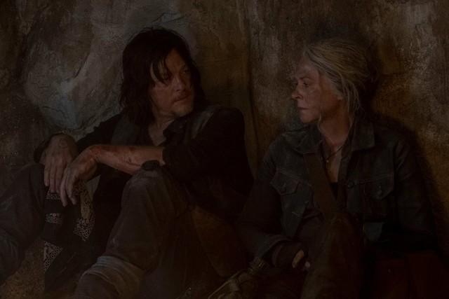 Daryls (Norman Reedus) Vertrauen zu Carol (Melissa McBride) wird auf eine harte Probe gestellt.