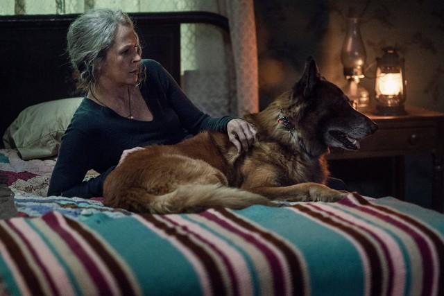 Carol (Melissa McBride) ist kein ruhiger Moment vergönnt.