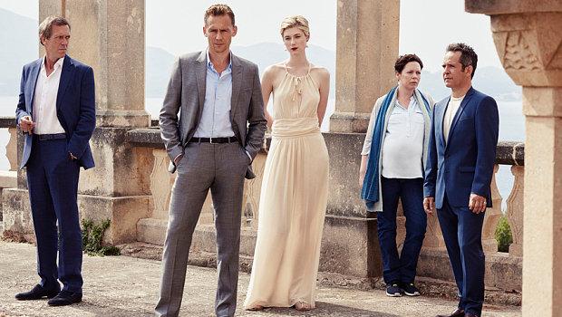 """Das Ensemble der BBC/AMC-Koproduktion """"The Night Manager"""""""