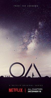 """Poster zu """"The OA"""""""