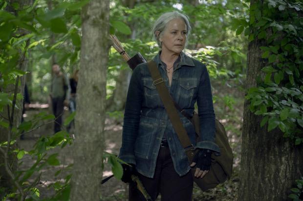 Carol (Melissa McBride) ist durch ihren Hass auf Alpha blind für die Gefahr.