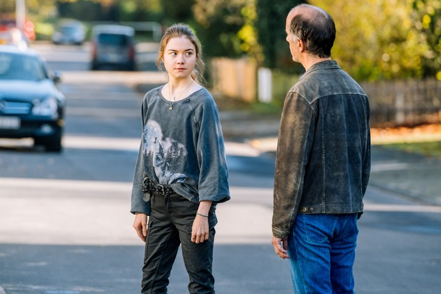 Alice (Hannah Schiller) will ihren Vater Tilo nicht mehr sehen.