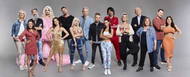 "Der Cast von ""Promi Big Brother"" 2020"