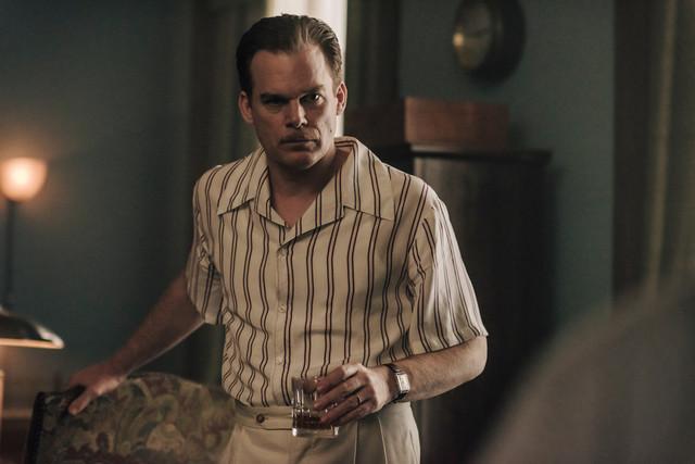 """Michael C. Hall als Tom Franklin in """"Schatten der Mörder - Shadowplay"""""""