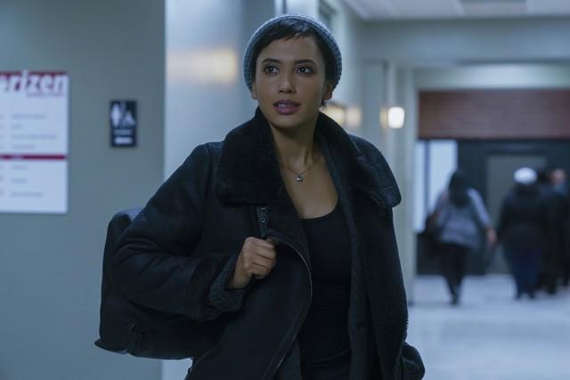 Wird in mehr als einer Beziehung Nathans 'Engel': Nora (Andy Allo).