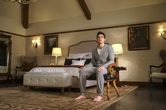 Wirkt fehl am Platz: Nathan (Robbie Ammell).