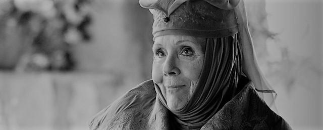 Diana Rigg (* 20. Juli 1938 † 10. September 2020)