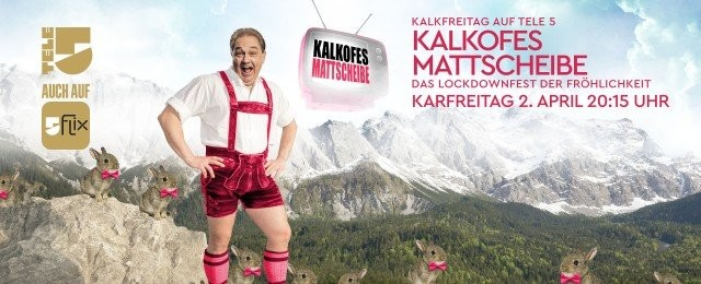 """Kalkofes Mattscheibe"" am ""Kalk""freitag"