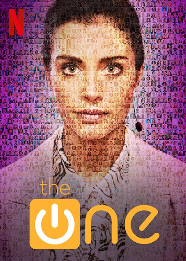 """Poster zu """"The One"""" mit Hannah Ware."""