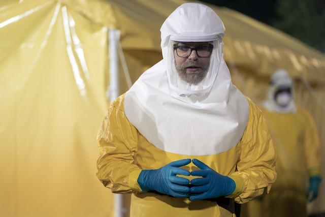 """Rainn Wilson als Dr. Michael Stearns in """"Utopia"""""""