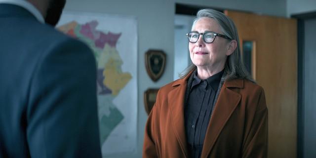 """Cherry Jones als Anwältin Joanna Klein in """"Verschwiegen""""."""