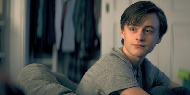 "Jaeden Martell als Jacob in ""Verschwiegen""."