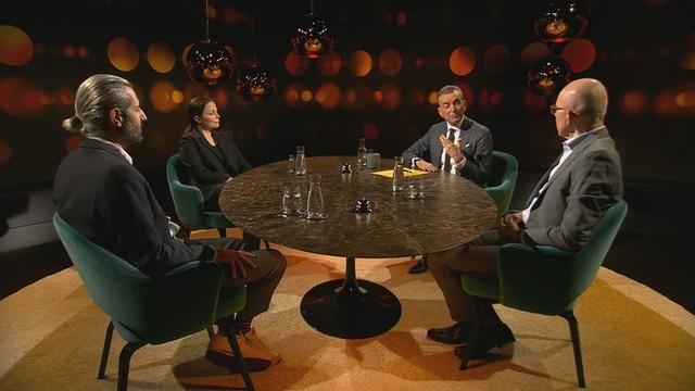 """Das Herz von """"Open End"""": Der Zuschauer sitzt mit am Tisch"""