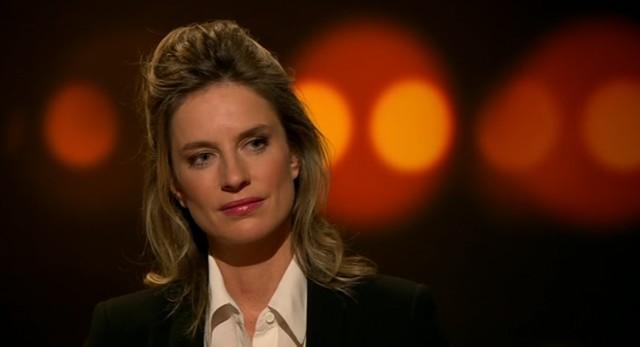 Kriegsreporterin Julia Leeb stellte abstrakten Angst-Vorstellungen die eigenen Erlebnisse gegenüber