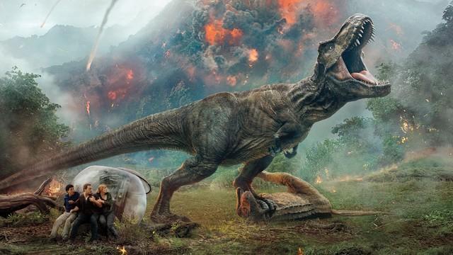 """""""Jurassic World: Das gefallene Königreich"""""""