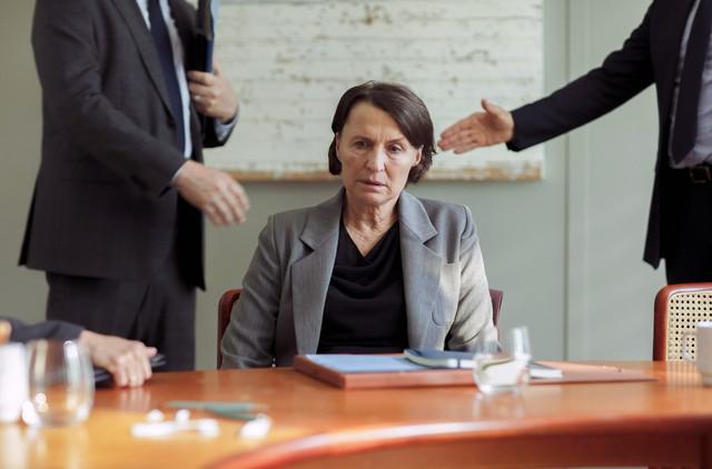 Zwischen politischer Karriere und privaten Gefühlen: Justizministerin Elisabeth Hoffmann (Karen-Lise Mynster)