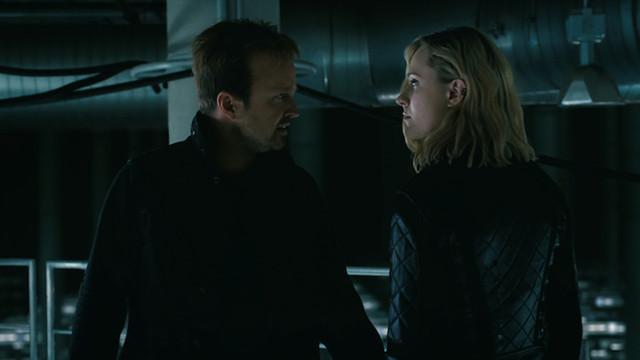 Dolores (Evan Rachel Wood) will eine neue Ordnung schaffen.