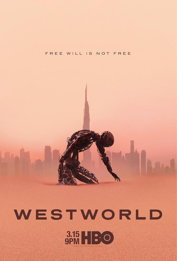 """Poster zur dritten Staffel von """"Westworld"""""""