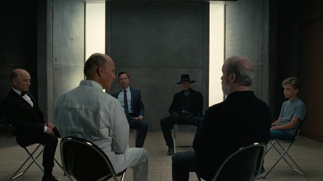 William (Ed Harris) wird mit seiner Vergangenheit konfrontiert.