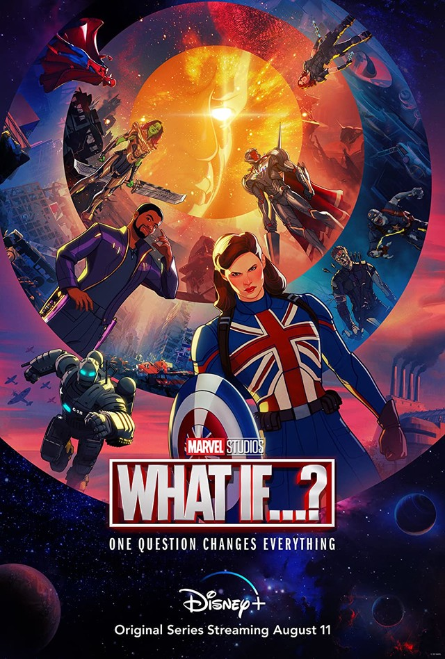 """Poster zu """"Marvel's What If...?"""""""