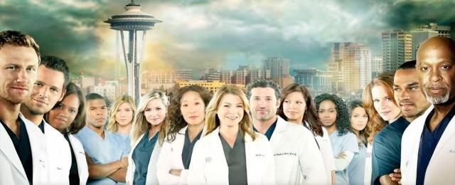 """Wenn das Seattle Grace Hospital öffnet, sind die Fans zur Stelle. Auch 2019 konnte sich ProSieben wieder auf """"Grey's Anatomy"""" verlassen, das sich auch in der mittlerweile 16. Staffel am Mittwochabend regelmäßig für zweistellige Marktanteile von bis zu 11,3 Prozent beim jungen Publikum eignete."""