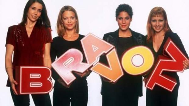 """""""Bravo TV"""" wurde lange Zeit von Kristiane Backer, Heike Makatsch, Jasmin Gerat und Lori Stern (v.l.n.r.) präsentiert"""